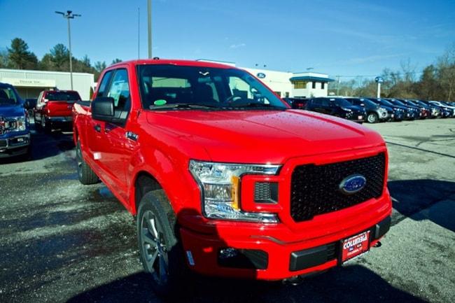 2019 Ford F-150 STX w/101A, STX, Sport App PKG Truck SuperCab Styleside