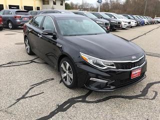 2020 Kia Optima S Sedan