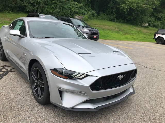 2018 Ford Mustang GT w/ 300A PKG Coupe