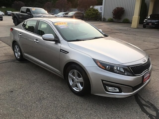 2015 Kia Optima LX FWD Sedan