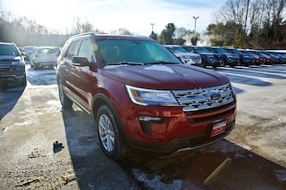 2019 Ford Explorer XLT w/201A, Trl Tow, Cold Weather Pkgs SUV