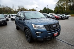 2019 Ford Explorer Sport w/ 401a, 2nd row Buckets, Roof & Safe &Smart SUV