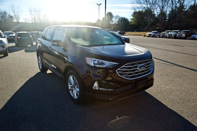 2019 Ford Edge SEL w/ 201A, Cold Weather, Convenience & Roof PKG SUV