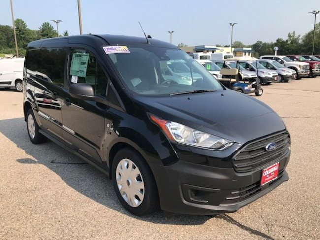 2019 Ford Transit Connect XL w/ Cruise, HTD Mirrors & Rear Glass Van Cargo Van