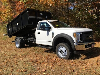 2019 Ford F-550 Chassis Switchngo Dumpbody Truck Regular Cab