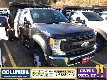 2020 Ford F-550 Chassis XL Truck Regular Cab