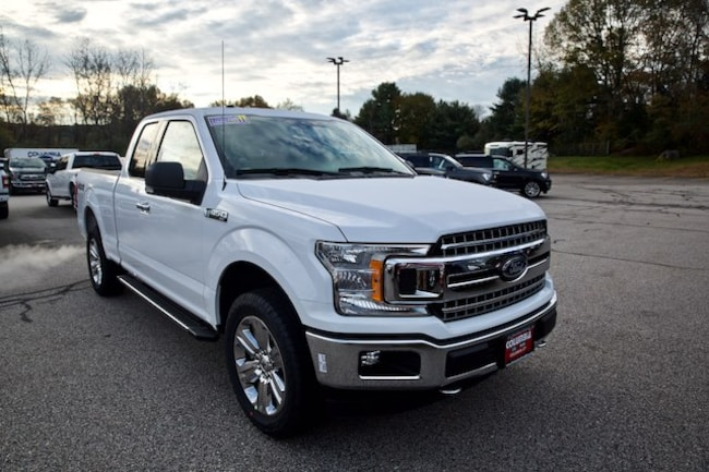 2018 Ford F-150 XLT w/ 301a, NAV & Chrome App. pkg Truck SuperCab Styleside