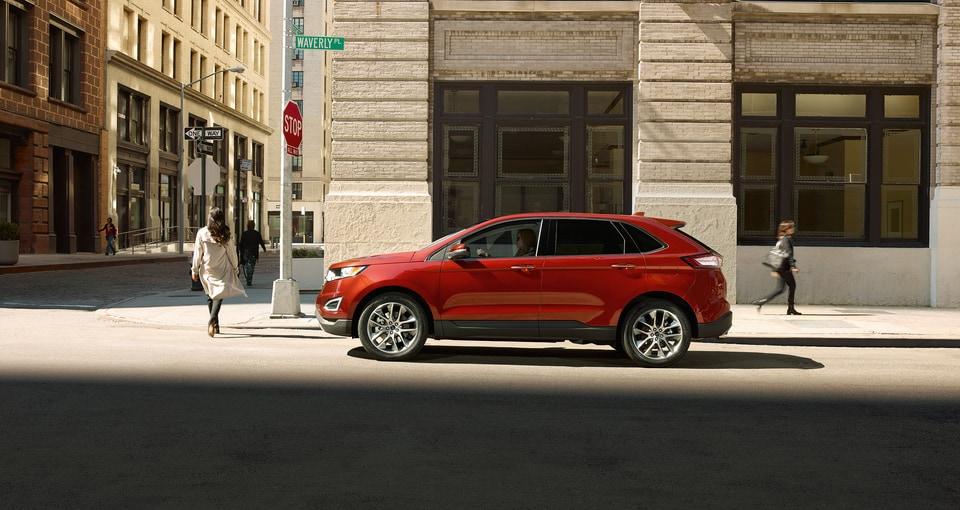 Why Should You Choose The Ford Edge Instead Of The Nissan Murano