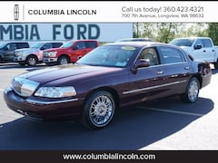 Used 2010 Lincoln Town Car Signature Limited Signature Limited  Sedan for sale near Portland, OR