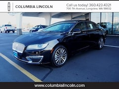 New 2019 Lincoln MKZ Base Sedan for sale in Longview, WA