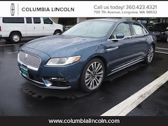 New 2018 Lincoln Continental Reserve Reserve  Sedan for sale in Longview, WA