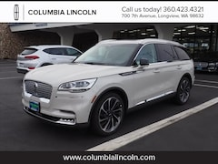 New 2020 Lincoln Aviator Reserve AWD Reserve  SUV for sale in Longview, WA