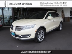 New 2018 Lincoln MKX Reserve AWD Reserve  SUV for sale in Longview, WA