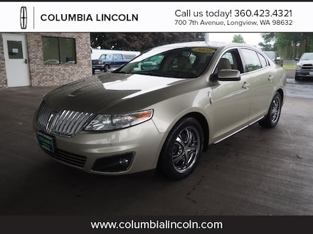2010 Lincoln MKS Base AWD  Sedan