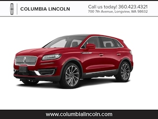 2019 Lincoln Nautilus Reserve AWD Reserve  SUV