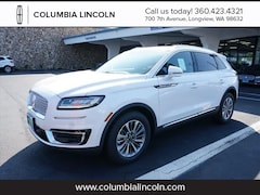 New 2019 Lincoln Nautilus Select AWD Select  SUV for sale in Longview, WA
