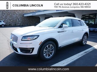 2019 Lincoln Nautilus Select AWD Select  SUV