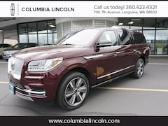 New 2019 Lincoln Navigator L Reserve 4x4 Reserve  SUV for sale in Longview, WA