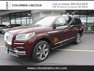 2019 Lincoln Navigator L SUV Digital Showroom | Columbia Lincoln