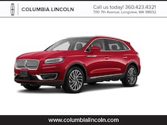 New 2020 Lincoln Nautilus Reserve AWD Reserve  SUV for sale in Longview, WA