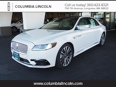 New 2018 Lincoln Continental Select Select  Sedan for sale in Longview, WA
