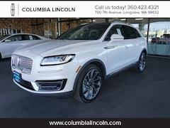 New 2019 Lincoln Nautilus Reserve AWD Reserve  SUV for sale in Longview, WA
