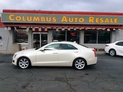 2013 CADILLAC ATS 2.0L Turbo Sedan