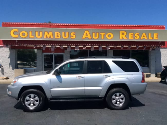 Used 2003 Toyota 4runner For Sale At Columbus Auto Resale Inc