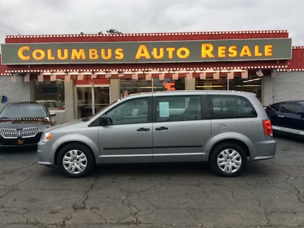 2016 Dodge Grand Caravan SE Van Regular