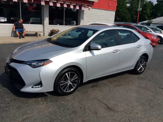 Used 2017 Toyota Corolla For Sale at Columbus Auto Resale