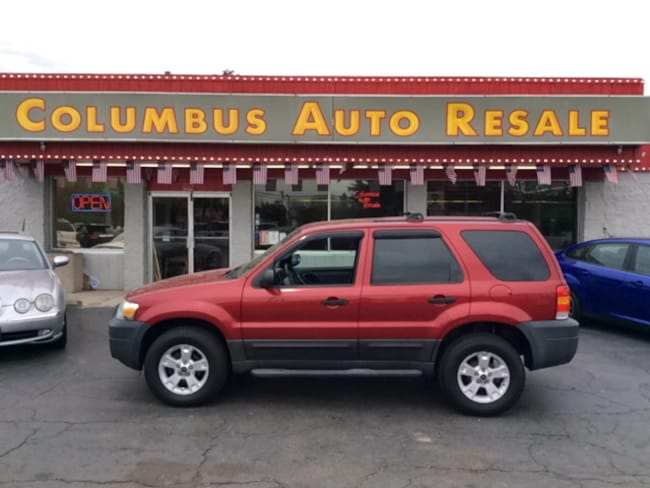 2005 Ford Escape XLT 2.3L Automatic SUV