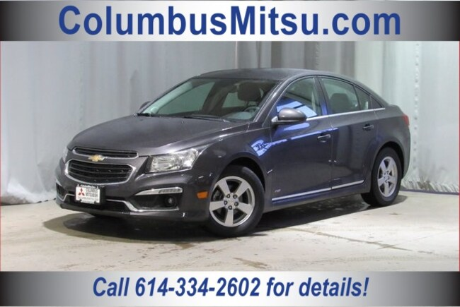 2016 Chevrolet Cruze Limited 1LT Auto Sedan