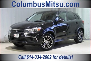 2016 Mitsubishi Outlander Sport 2.0 ES SUV