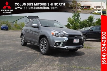 New 2019 Mitsubishi Outlander Sport For Sale At Columbus