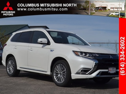 2020 Mitsubishi Outlander PHEV GT S-AWC Premium CUV