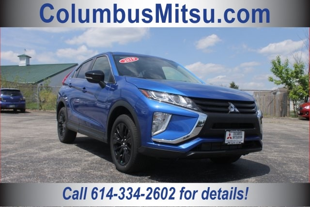 New 2019 Mitsubishi Eclipse Cross For Sale at COLUMBUS MITSUBISHI