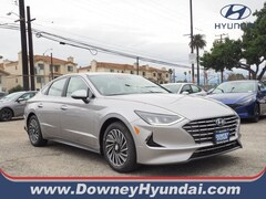 2021 Hyundai Sonata Hybrid SEL Sedan for Sale Near Los Angeles