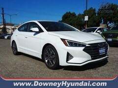 2020 Hyundai Elantra Limited w/SULEV Sedan for Sale Near Los Angeles
