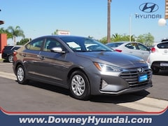 2019 Hyundai Elantra SE Sedan for Sale Near Los Angeles