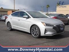 2019 Hyundai Elantra Limited Sedan for Sale Near Los Angeles