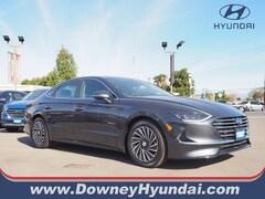 2021 Hyundai Sonata Hybrid Limited Sedan for Sale Near Los Angeles