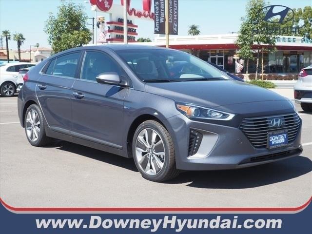 2019 Hyundai Ioniq Hybrid Limited Hatchback for Sale Near Los Angeles