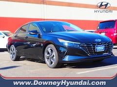 2021 Hyundai Elantra Limited w/SULEV Sedan for Sale Near Los Angeles