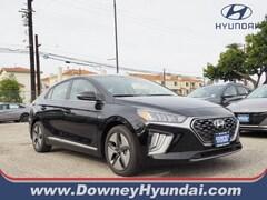 2020 Hyundai Ioniq Hybrid SEL Hatchback for Sale Near Los Angeles