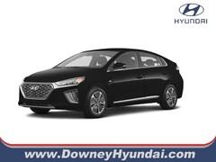 2020 Hyundai Ioniq Plug-In Hybrid SEL Hatchback for Sale Near Los Angeles