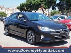 2020 Hyundai Elantra Limited Sedan for Sale Near Los Angeles