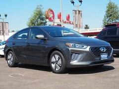 2020 Hyundai Ioniq Hybrid Blue Hatchback for Sale Near Los Angeles
