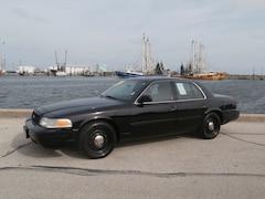 2011 Ford Police Interceptor POL Sedan