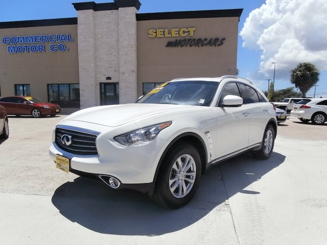 Used 2014 Infiniti Qx70 For Sale Aransas Pass Tx