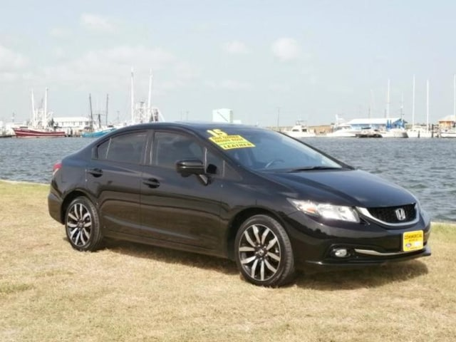 Honda Civic Commercial >> Used 2015 Honda Civic For Sale At Commercial Motor Company Vin